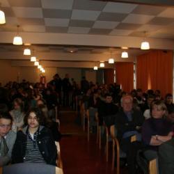 Conférence au lycée