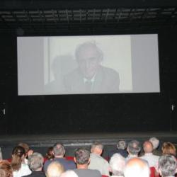 Projection du film