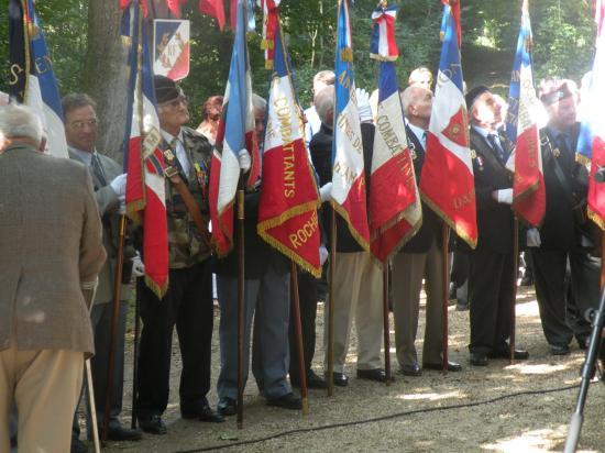 Portes drapeaux