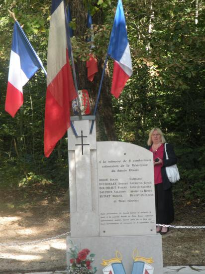Monument du bois des ruppes