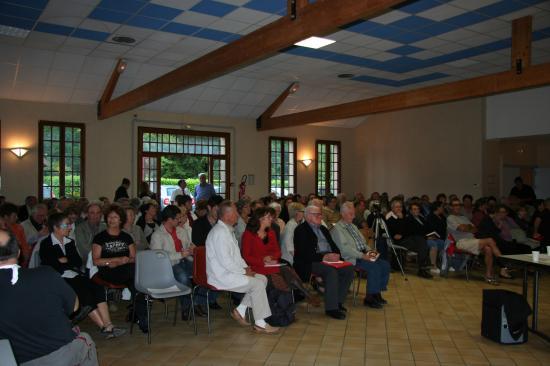 Conférence à Chilly-le-Vignoble