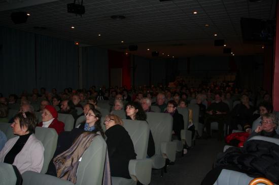 Conférence au CARCOM