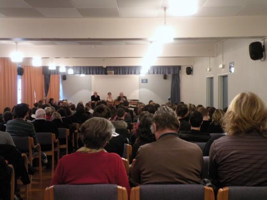 Conférence au Lycée Jean Michel