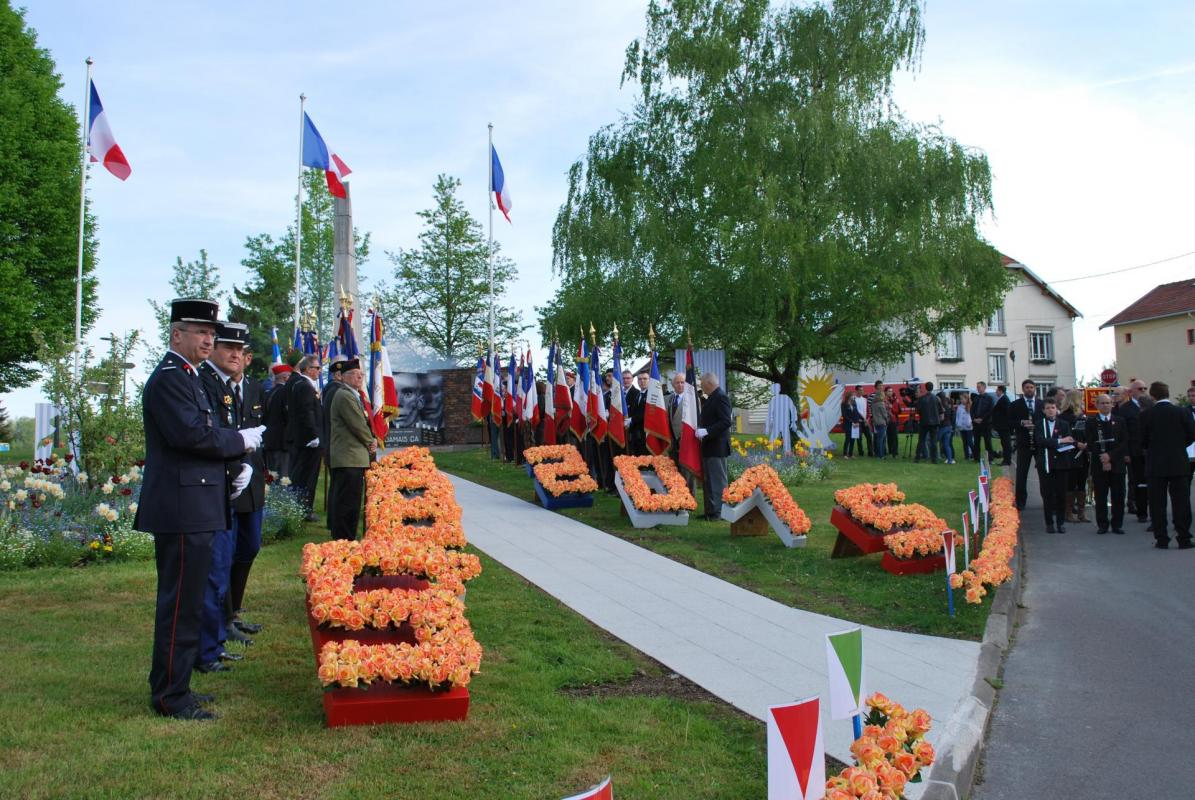70ème anniversaire de la libération des camps