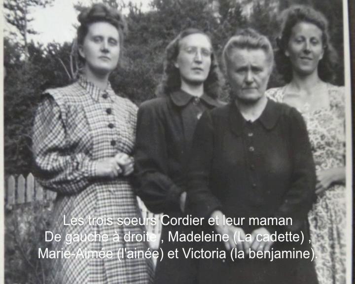 La famille Cordier