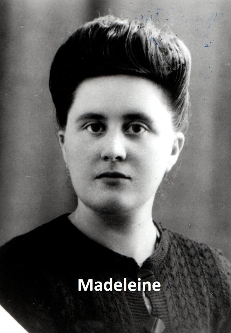 Madeleine Cordier