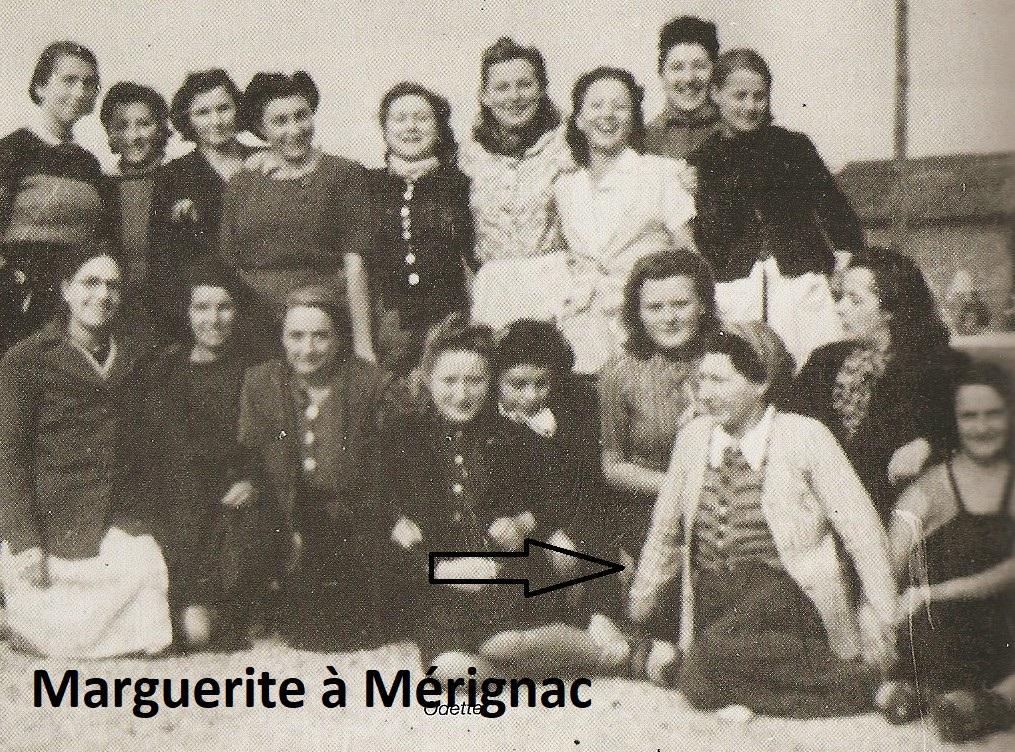 Marguerite Flavien Buffard à Mérignac