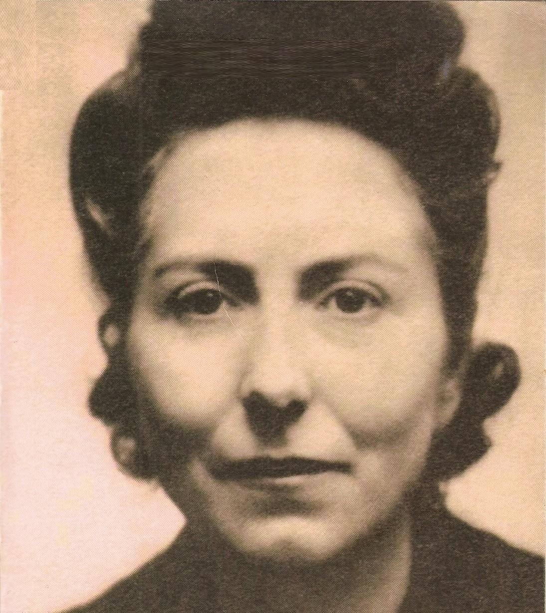 Marguerite Flavien Buffard