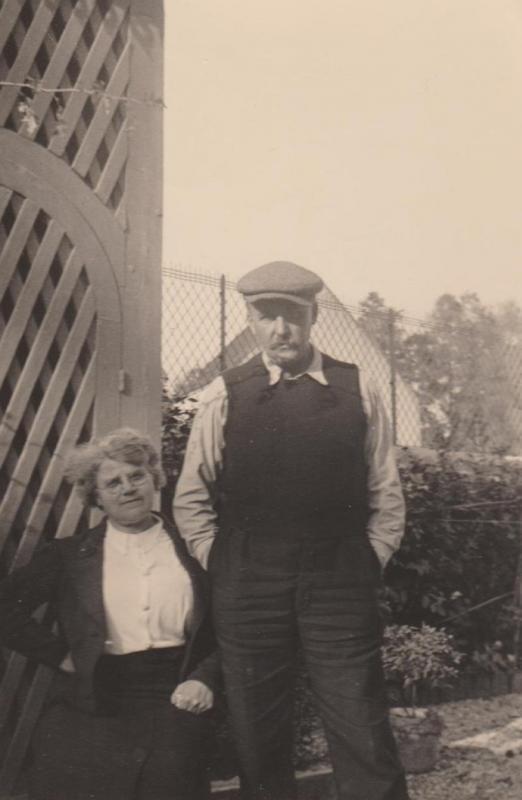 Annette et Paul Caseau Résistants