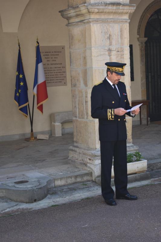 27 mai 2020 Jura - Mr le Préfet