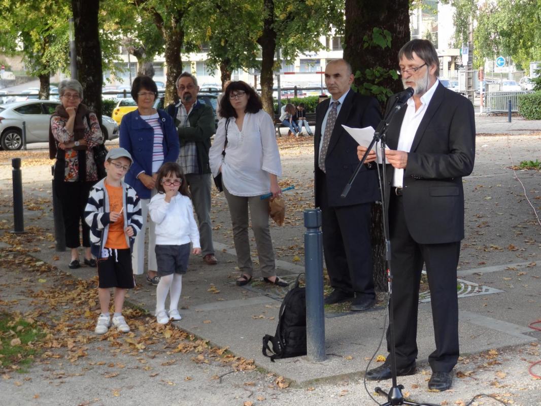 Discours de Jean-Claude Herbillon ANACR Jura