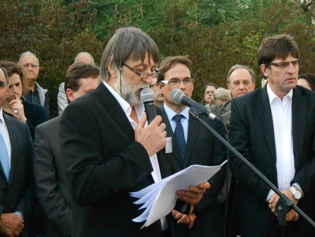 Jean-Claude Herbillon ANACR Jura