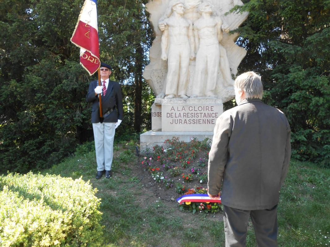 27 mai 2020 Jura - Monument de la Résistance jurassienne