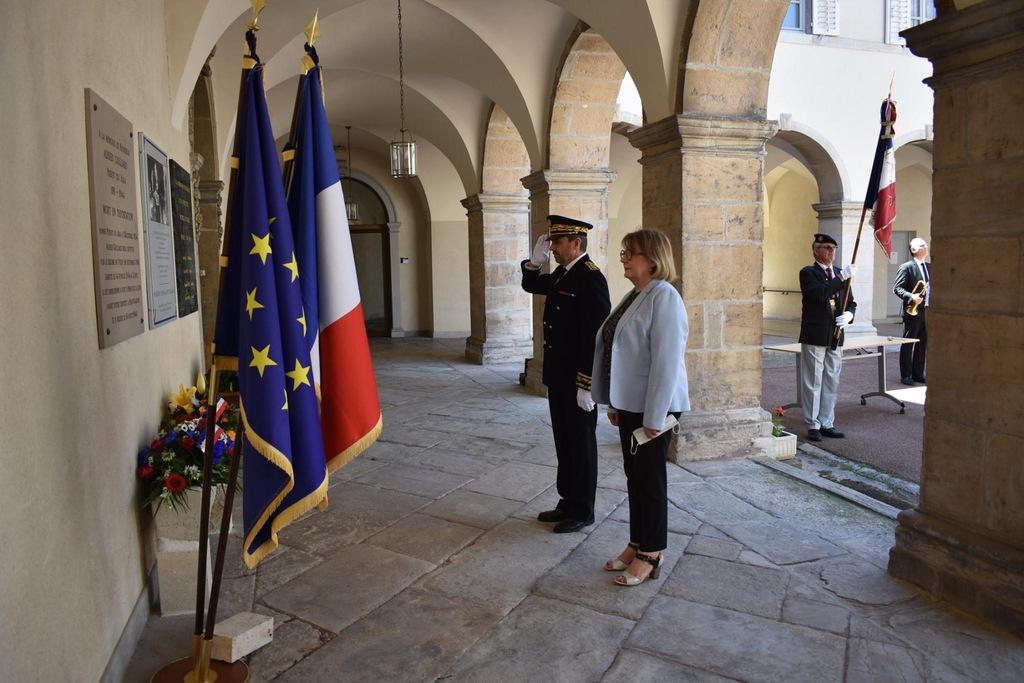 27 mai 2020 Jura - Mr le Préfet et Mme la Députée