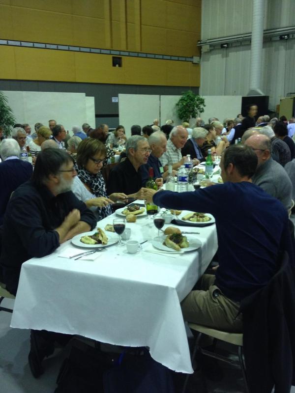 Repas congrès de Brive