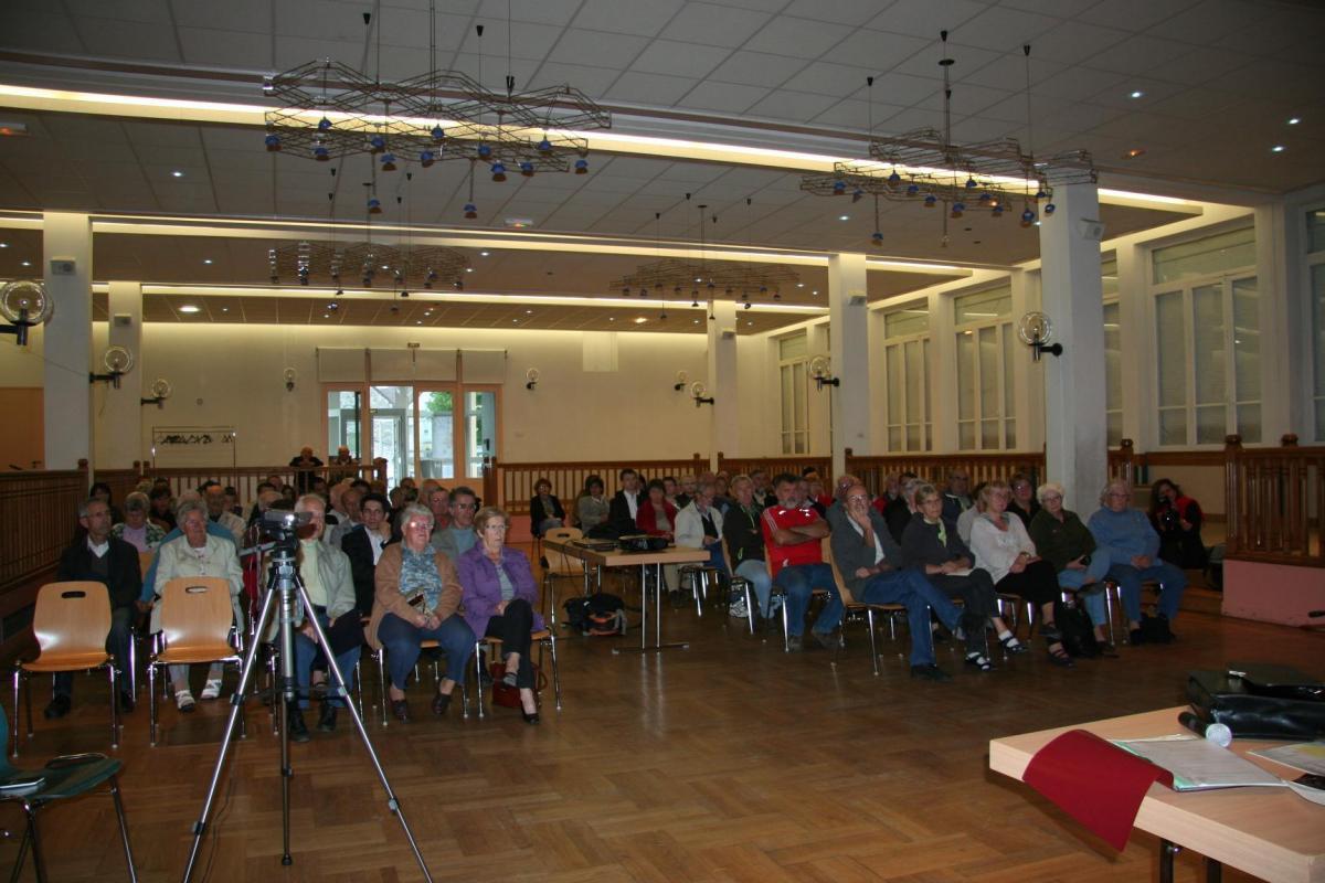 Conférence Résistance Clairvaux 2011