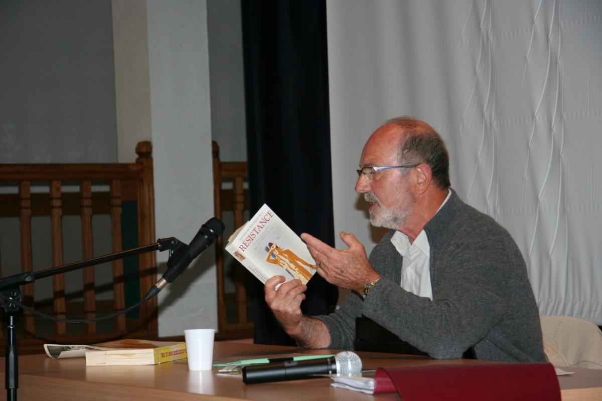 André Robert Clairvaux 2011