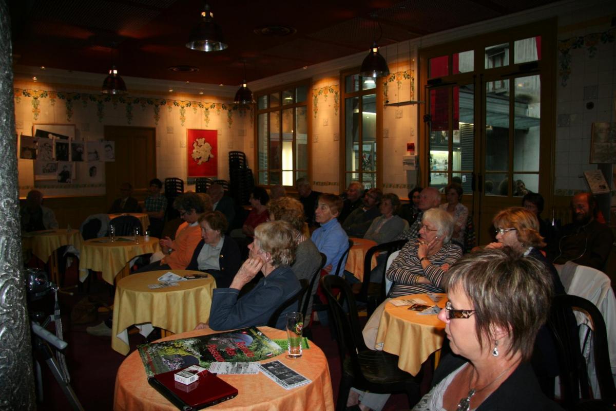 Conférence sur les « Passeurs-Résistants » - 16 juin 2011