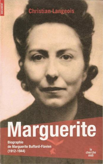 Marguerite Flavien Buffard Livre de Christian Langeois