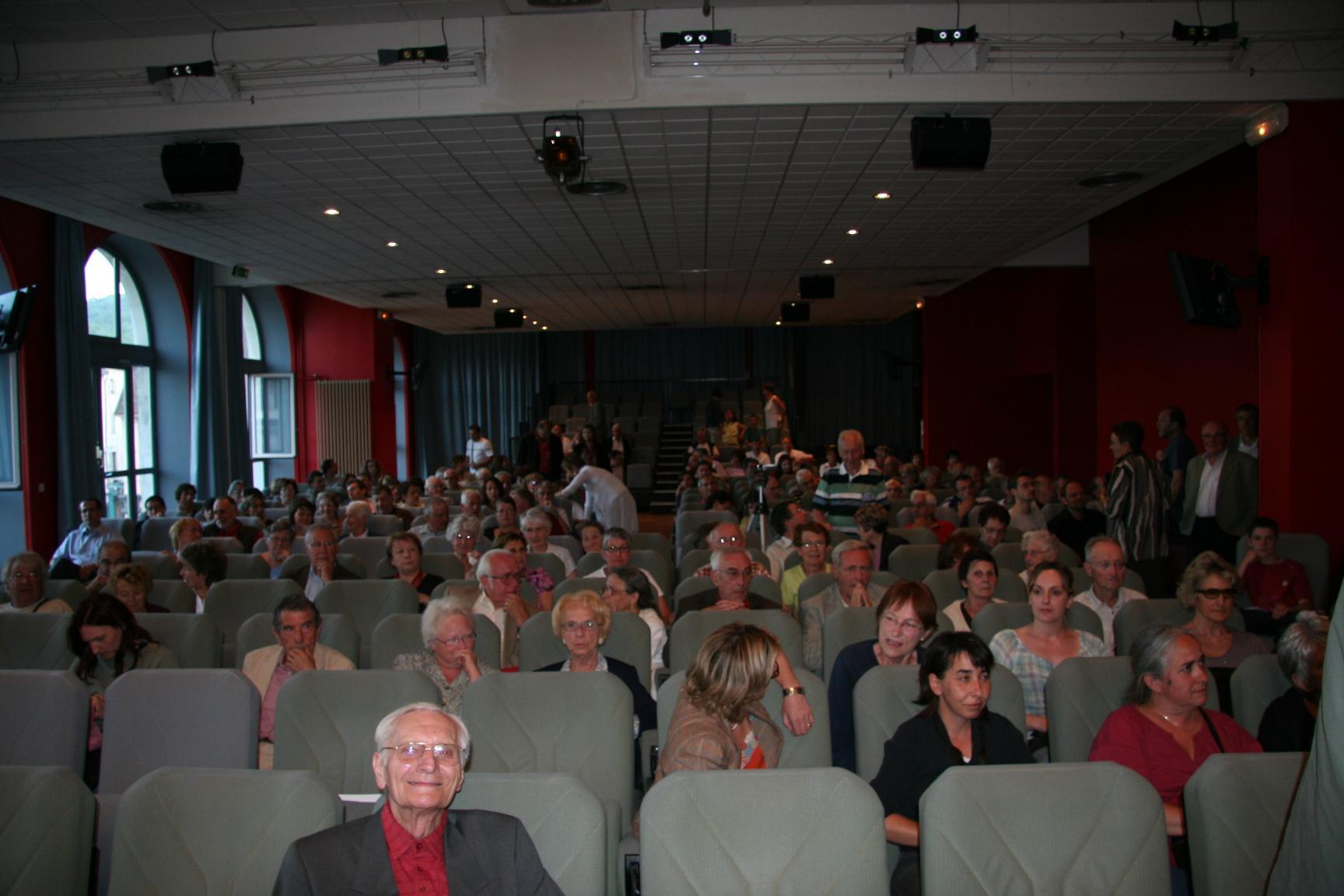 Salle de la conference